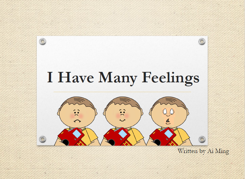 Social Storybook: Draw in the Feelings!